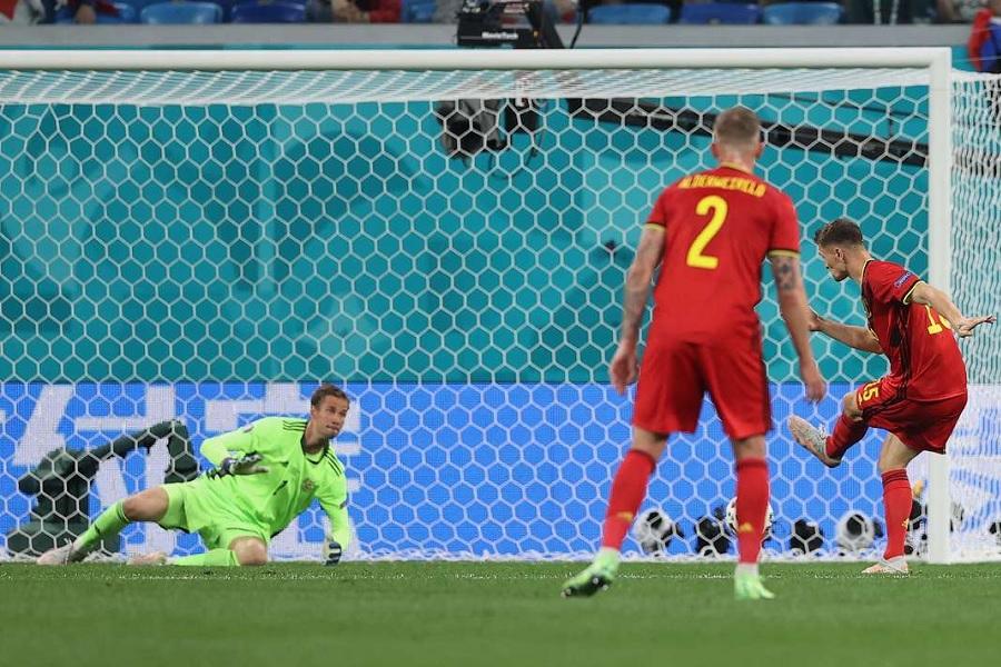 Россия - Бельгия: без шансов, но пока это не катастрофа