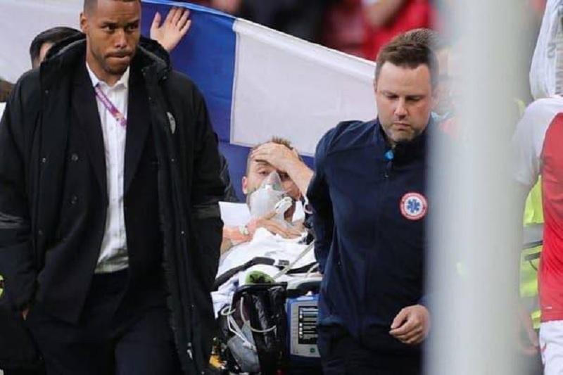 Бывший врач 'Тоттенхэма' рассказал, что могло произойти с Эриксеном во время матча с Финляндией