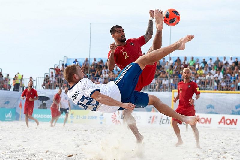 Пляжный футбол, Чемпионат мира, Россия - Парагвай, прямая текстовая онлайн трансляция