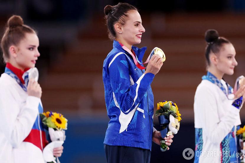 Журова — про золотую медаль Ашрам на Олимпиаде: 'Люди считают, что это открытая война с Винер'