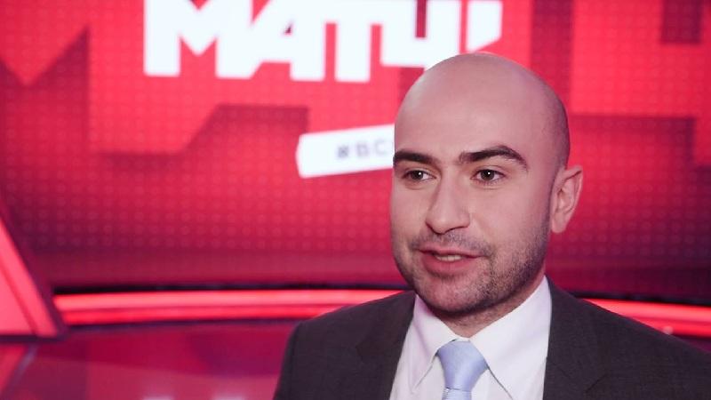 Арустамян объявил об уходе с 'Матч ТВ' после скандального интервью с Мамаевым