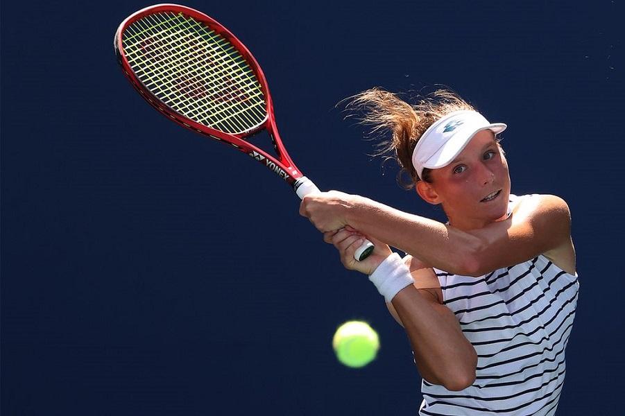 Грачёва вышла в четвертьфинал турнира в Чикаго