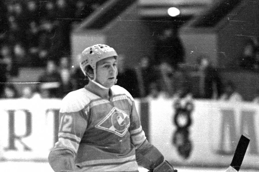 На 74-м году жизни скончался двукратный олимпийский чемпион по хоккею Шадрин