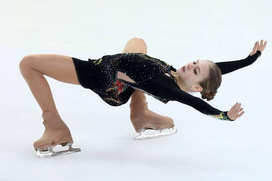 Трусова в сентябре выступит на турнире в США