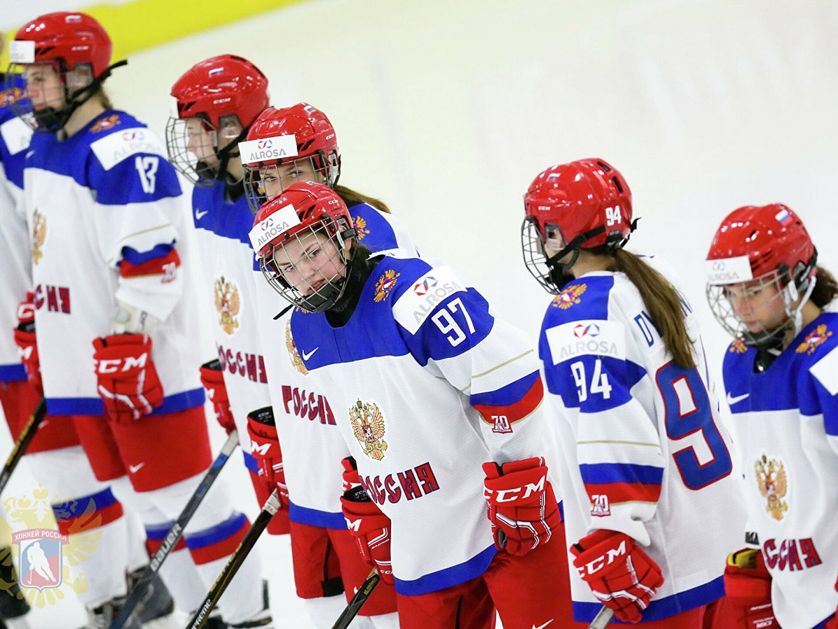Капитан женской сборной России по хоккею взяла на себя вину за вылет с чемпионата мира