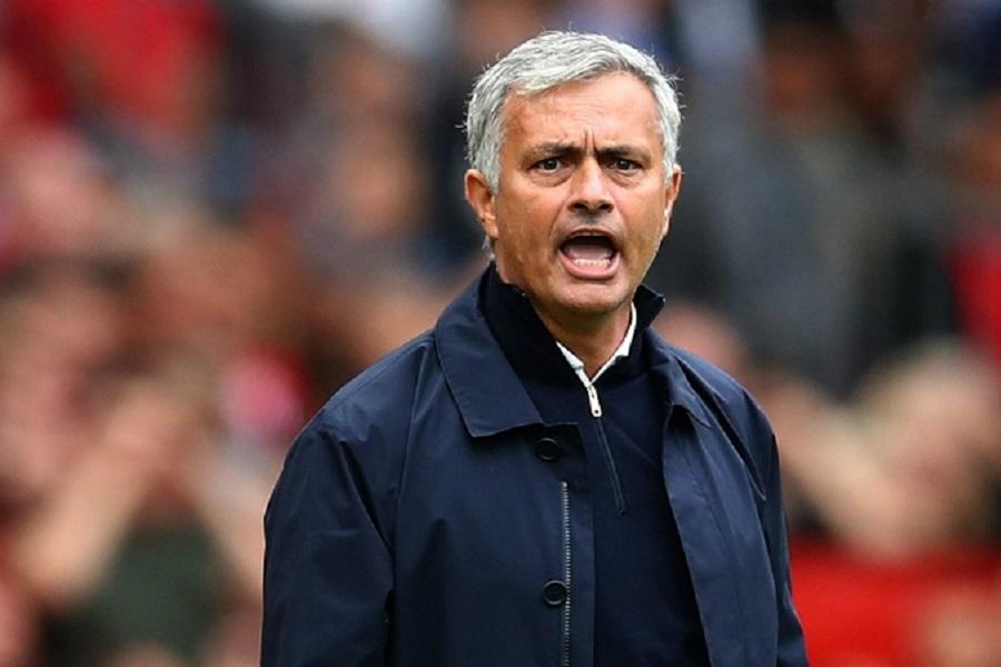 Моуринью оценил переход Роналду в 'Манчестер Юнайтед'