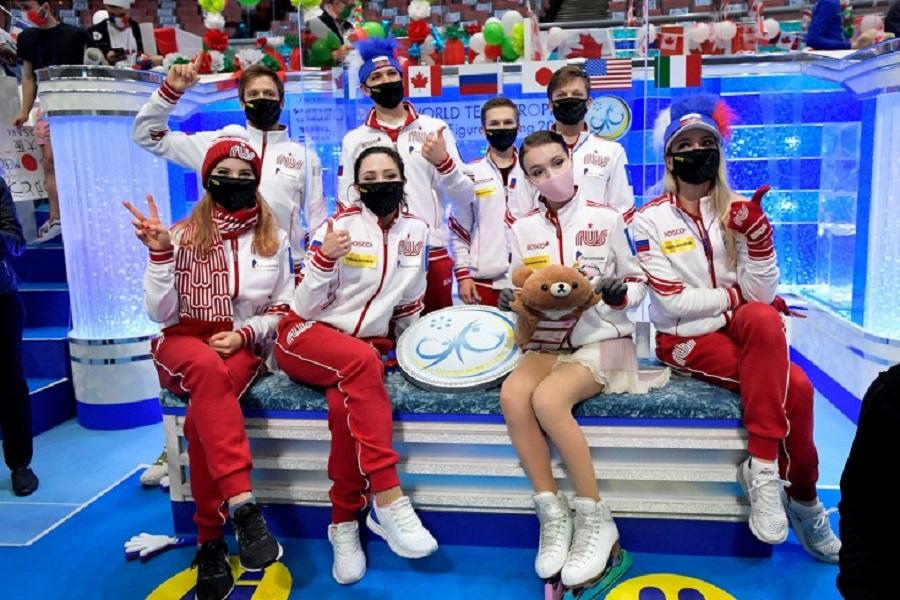Трусова и Косторная выступят на контрольных прокатах сборной России: список всех участников и расписание
