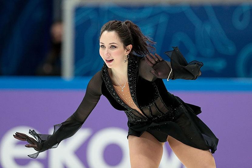 Туктамышева показала снимок в топике после тренировки: 'Вот это разминочка'. ФОТО