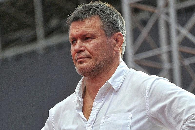 Тактаров: 'Для меня Александр Емельяненко мёртв'