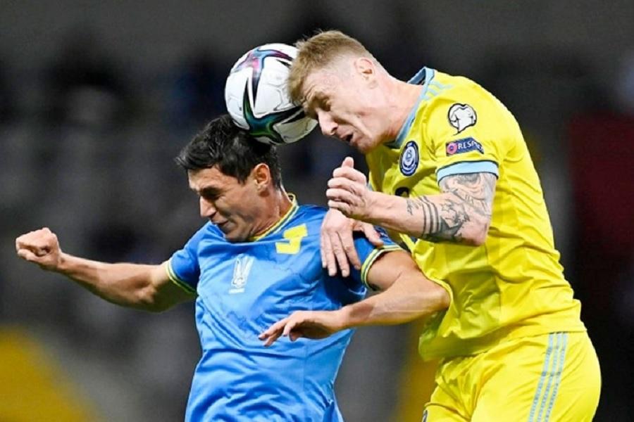 Украина не смогла обыграть Казахстан в первом матче после ухода Шевченко