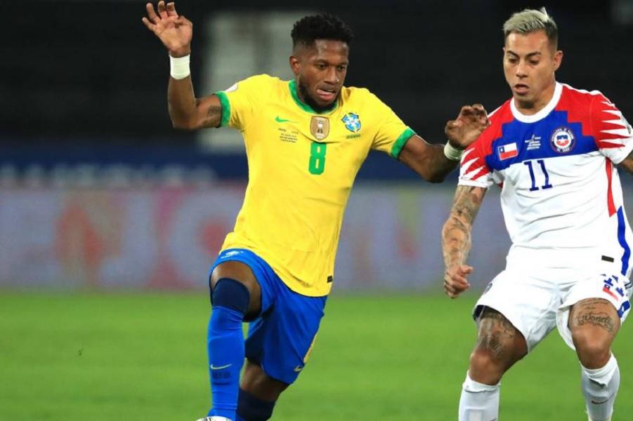 Сборная Бразилии выиграла седьмой матч подряд в квалификации ЧМ-2022