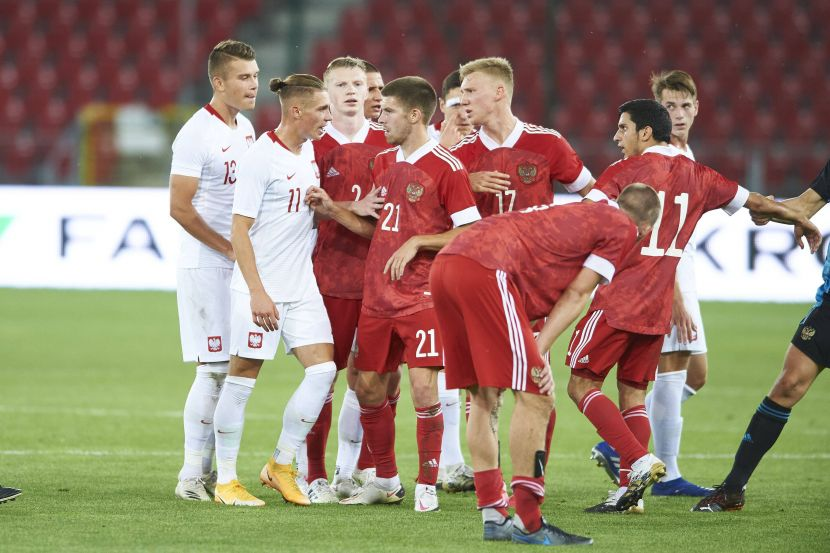 Футбол, Евро-2023, Квалификация, Испания U21 - Россия U21, прямая текстовая онлайн трансляция