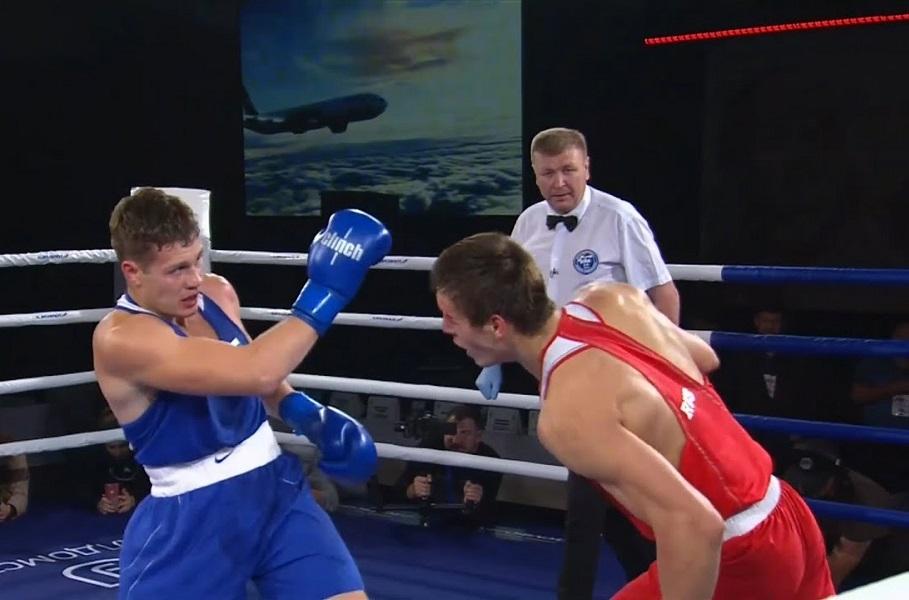Атаев стал чемпионом России по боксу в весовой категории до 86 кг