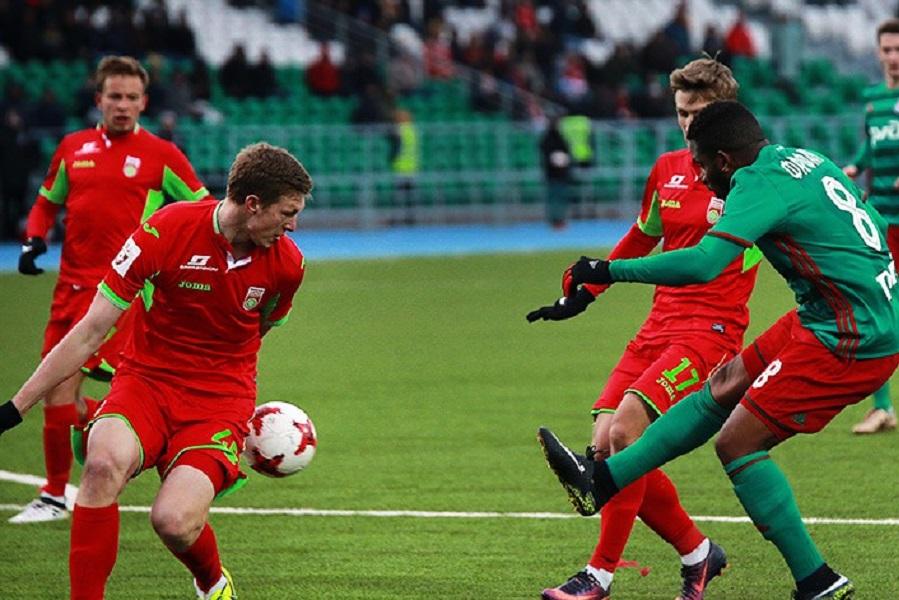 'Локомотив' показал, как новички клуба готовятся к матчу с ЦСКА