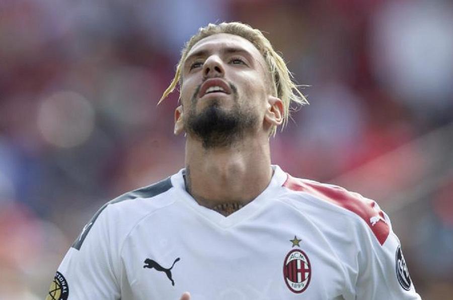 Кастильехо не перейдёт в ЦСКА, 'Милан' внёс его в заявку на сезон