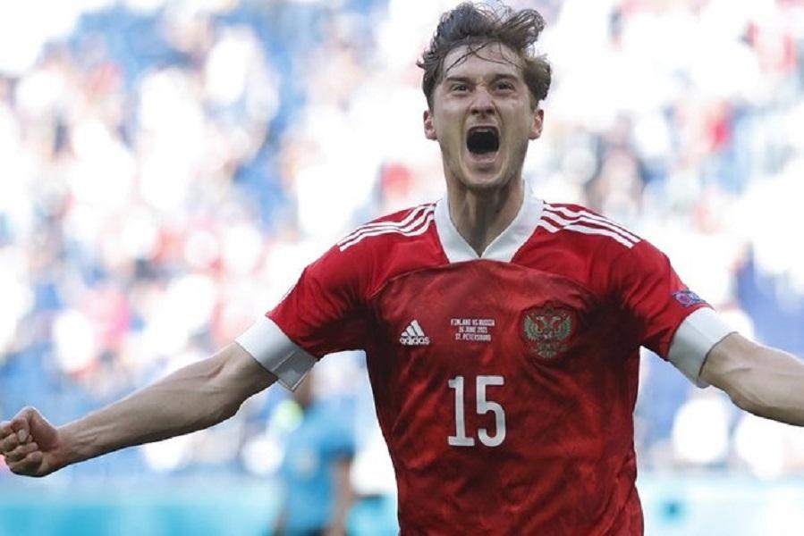 Алексей Миранчук пропустит матч сборной России против Словакии