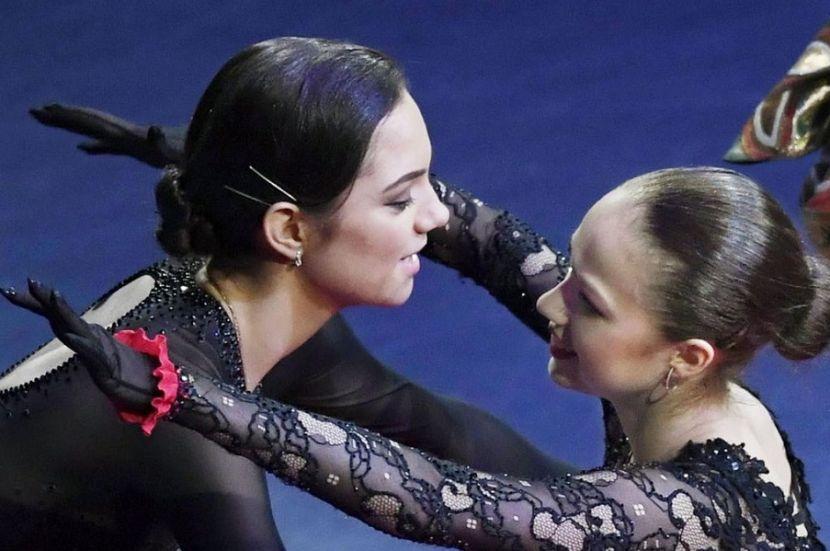 Медведева – о Загитовой: 'Ей всего 19 лет. Она не возрастная фигуристка'
