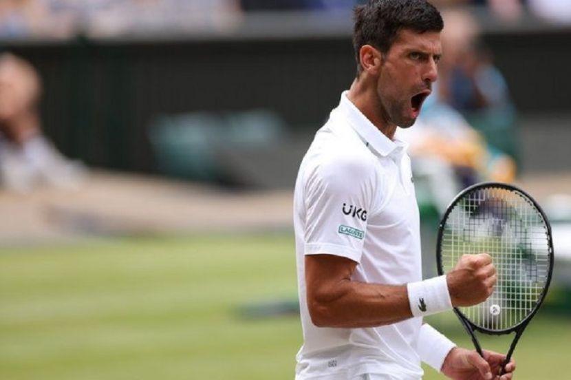 Тим — о борьбе на US Open: 'Джокович способен обыграть трёх игроков из топ-10'