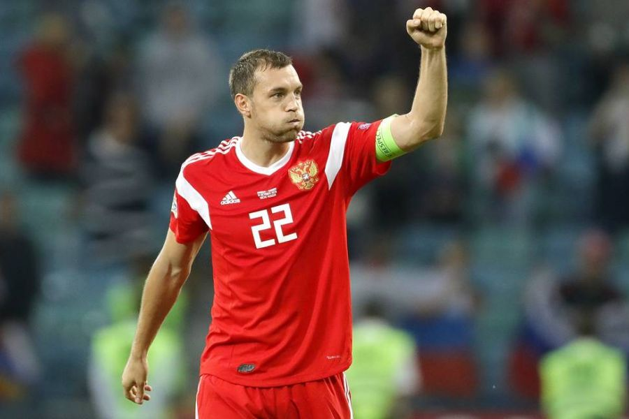 Малафеев считает, что Дзюба больше не нужен сборной России