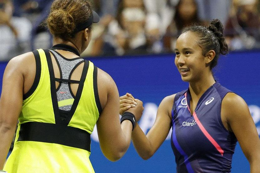 19-летняя Фернандес прокомментировала выход в финал US Open