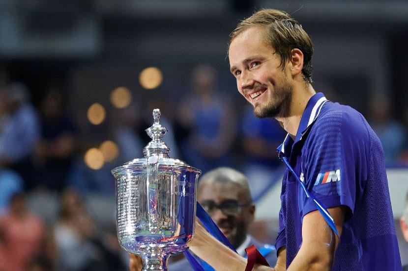 Прошлый победитель US Open Тим поздравил Медведева с победой над Джоковичем