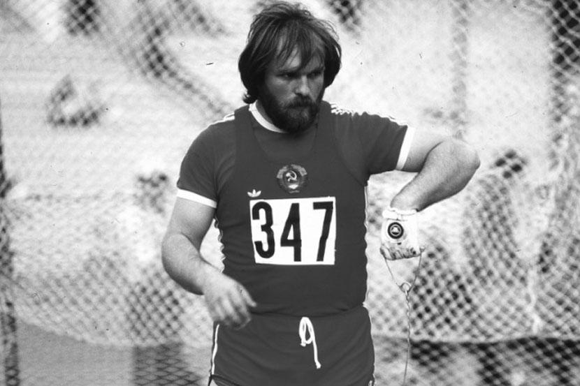 Скончался двукратный олимпийский чемпион в метании молота Юрий Седых