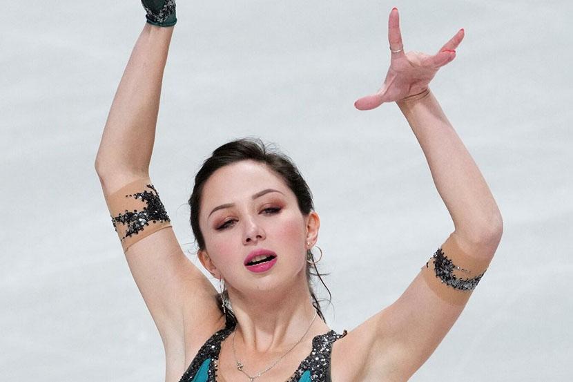 Леонова заявила, что на Олимпиаде в Пекине будет болеть за Туктамышеву