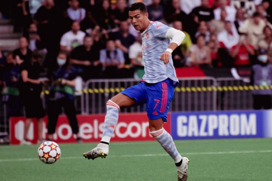 Криштиану Роналду повторил рекорд по количеству матчей в Лиге чемпионов