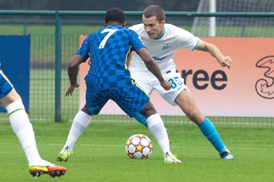 'Зенит' проиграл 'Челси' в стартовом матче юношеской Лиги УЕФА