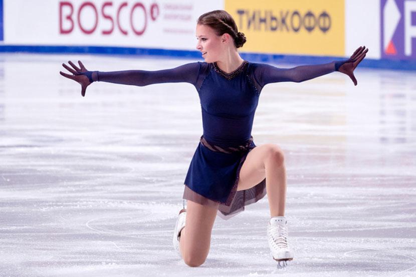 Щербакова выложила снимок с гимнасткой Мамун. ФОТО
