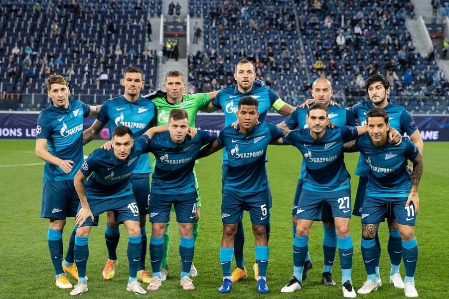 Болельщики 'Челси' - после матча с 'Зенитом': 'Русские находятся на одной ступени со 'Сток Сити'