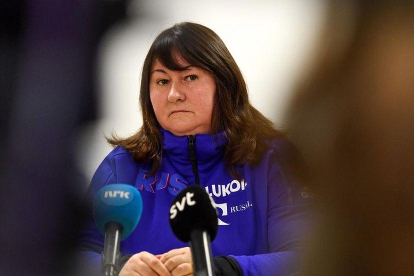 Вяльбе: 'У Сориной очень серьёзная проблема с плечом'