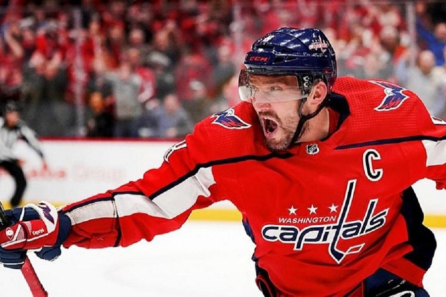 Кросби пожелал Овечкину побить рекорд Гретцки по голам в НХЛ