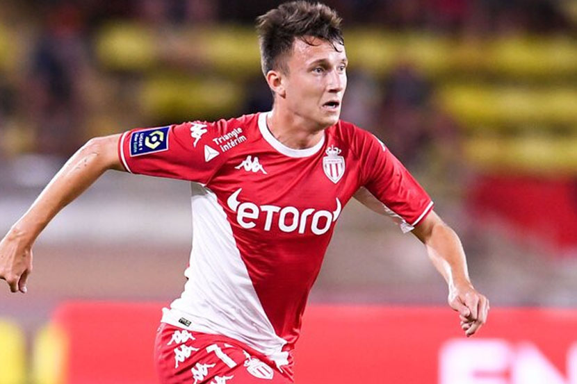 Головин отметился первым голом за 'Монако' в текущем сезоне