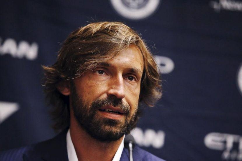 'Барселона' может пригласить Пирло на пост главного тренера команды
