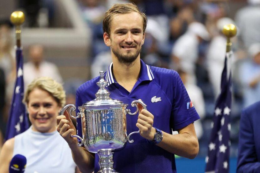Победитель US Open Медведев показал снимок с отдыха в Майами. ФОТО