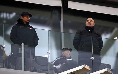 Черчесов заявил, что обсуждал вызов футболиста Соболева в сборную России с Федуном