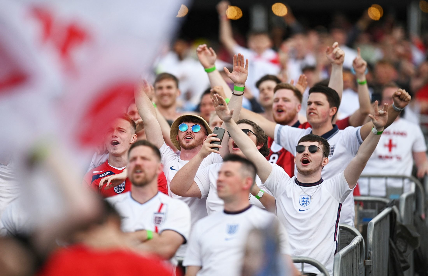 Стали известны все четвертьфинальные пары чемпионата Европы-2020
