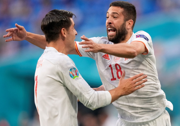 Испания обыграла по пенальти Швейцарию и вышла в полуфинал Евро