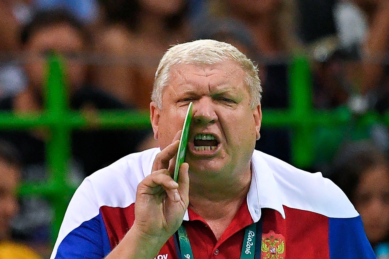 Евгений Трефилов — о критике Черчесова: ему что, самому надо было выбежать на поле?