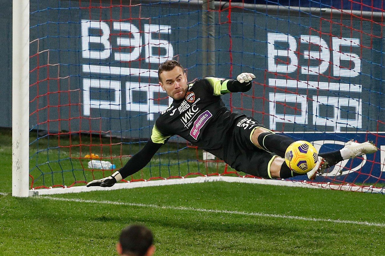 Акинфеев рассказал, почему отклонил предложение Черчесова вернуться в сборную