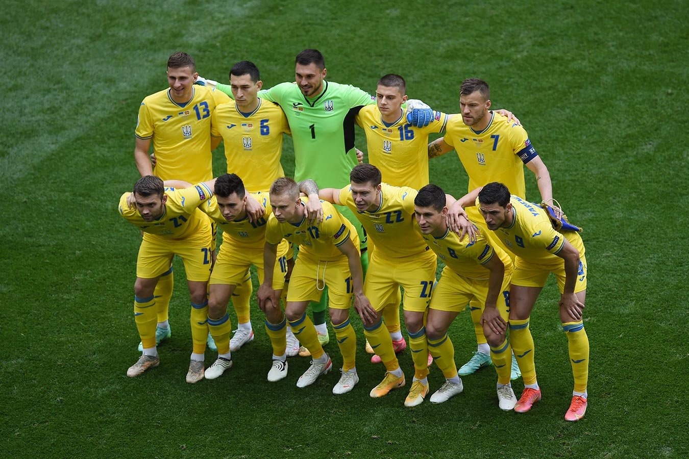 Украина сыграет со Швецией в 1/8 финала Евро-2020. Известны дата и место проведения матча