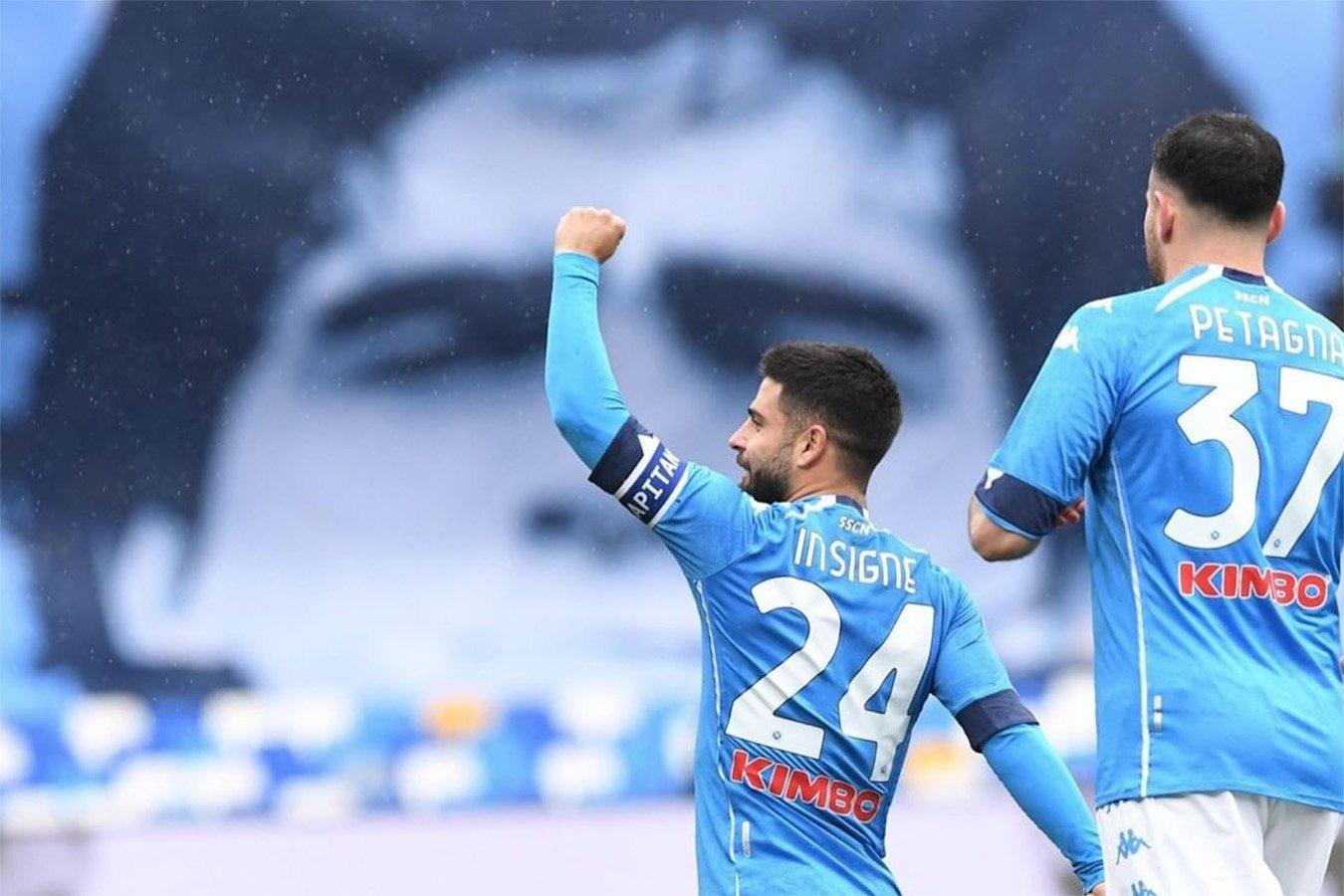 Спортивный директор «Наполи» прокомментировал слухи об интересе «Зенита» к Инсинье