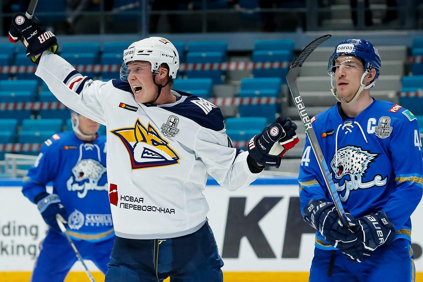 Стали известны все пары полуфиналов Восточной конференции в КХЛ