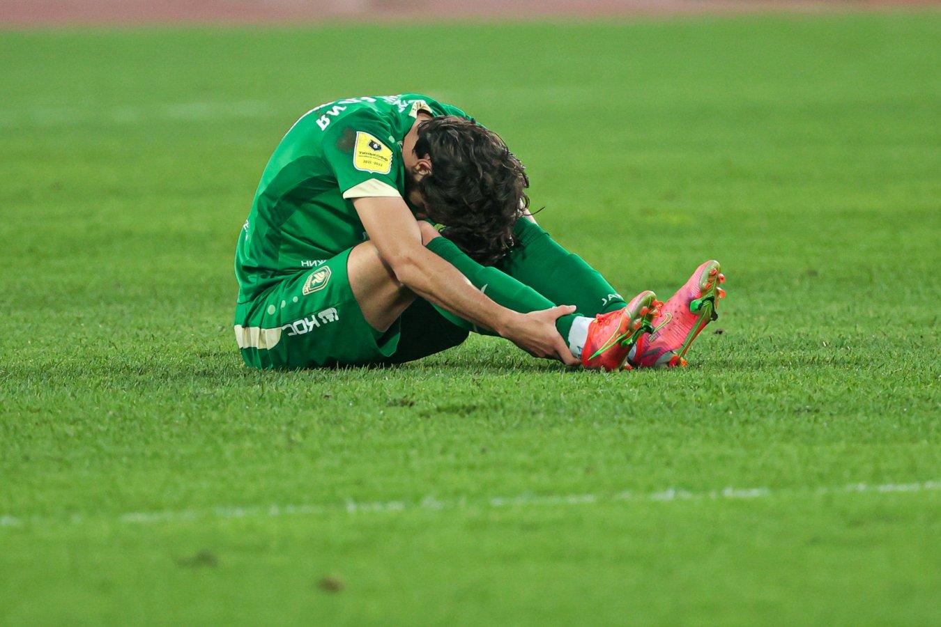 «Рубин» извинился за вылет из Лиги конференций