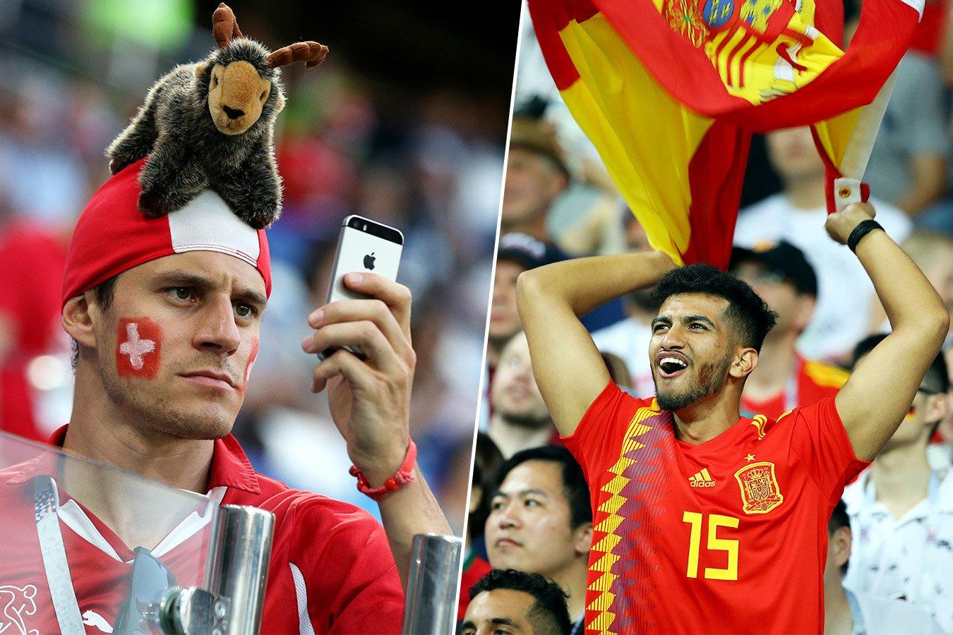 Швейцария — Испания: прямая трансляция матча Евро-2020 на Первом канале