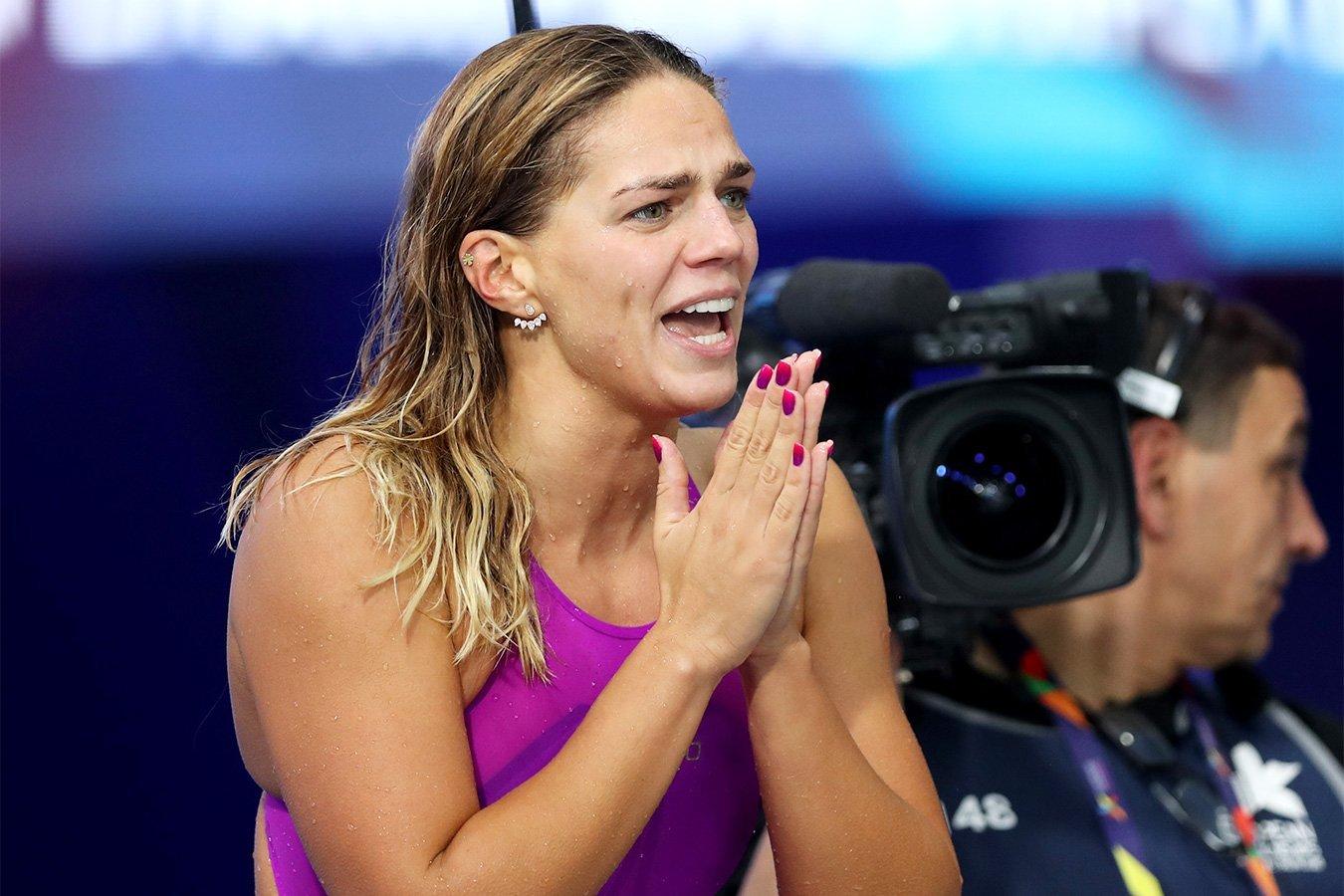 Юлия Ефимова объяснила, почему не завоевала ни одной медали на Олимпиаде-2020 в Токио