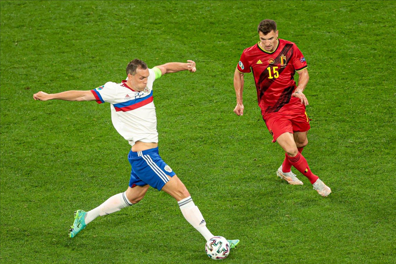 Салихова: Дзюба не смог совершить ни одного полезного действия в матче Бельгия — Россия
