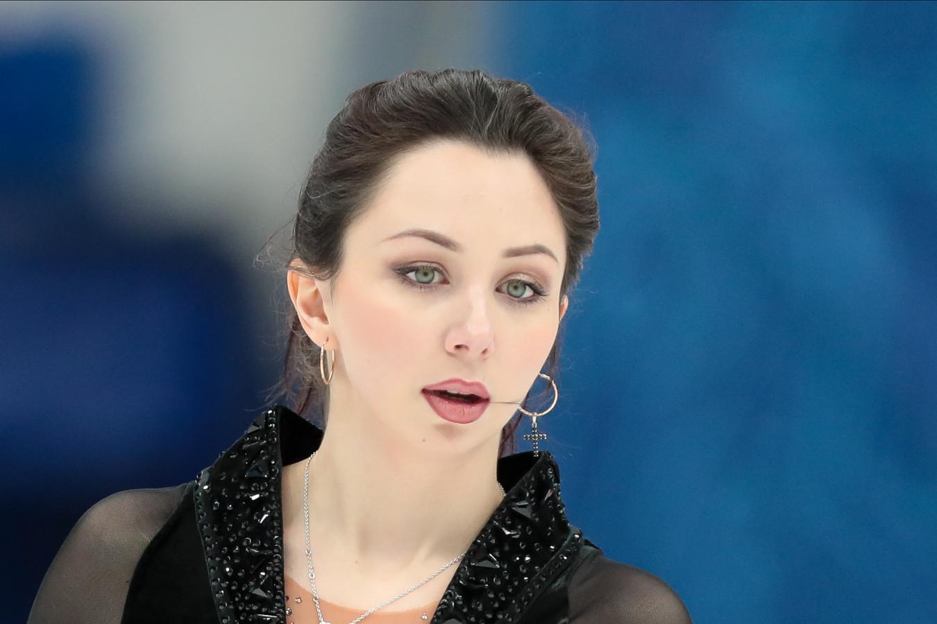 Елизавета Туктамышева не стала катать произвольную программу на тренировке ЧМ