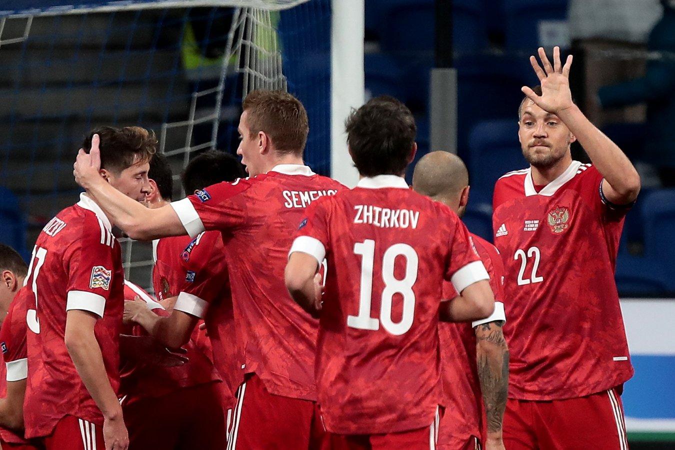 Объявлен итоговый состав сборной России на чемпионат Европы — 2020